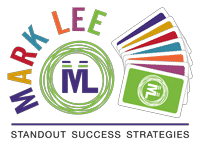 Book Mark Lee Logo